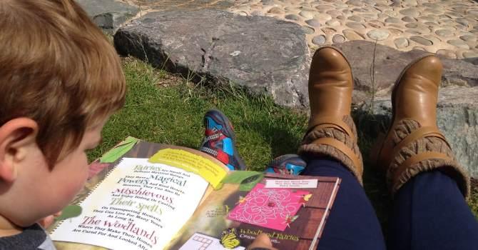 A Book Review: Woodland Fairies
