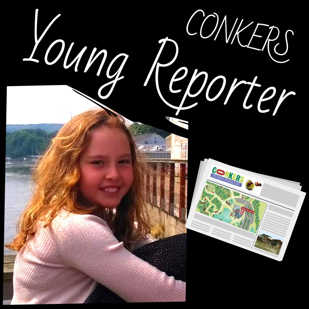 CONKERS New Young Reporter