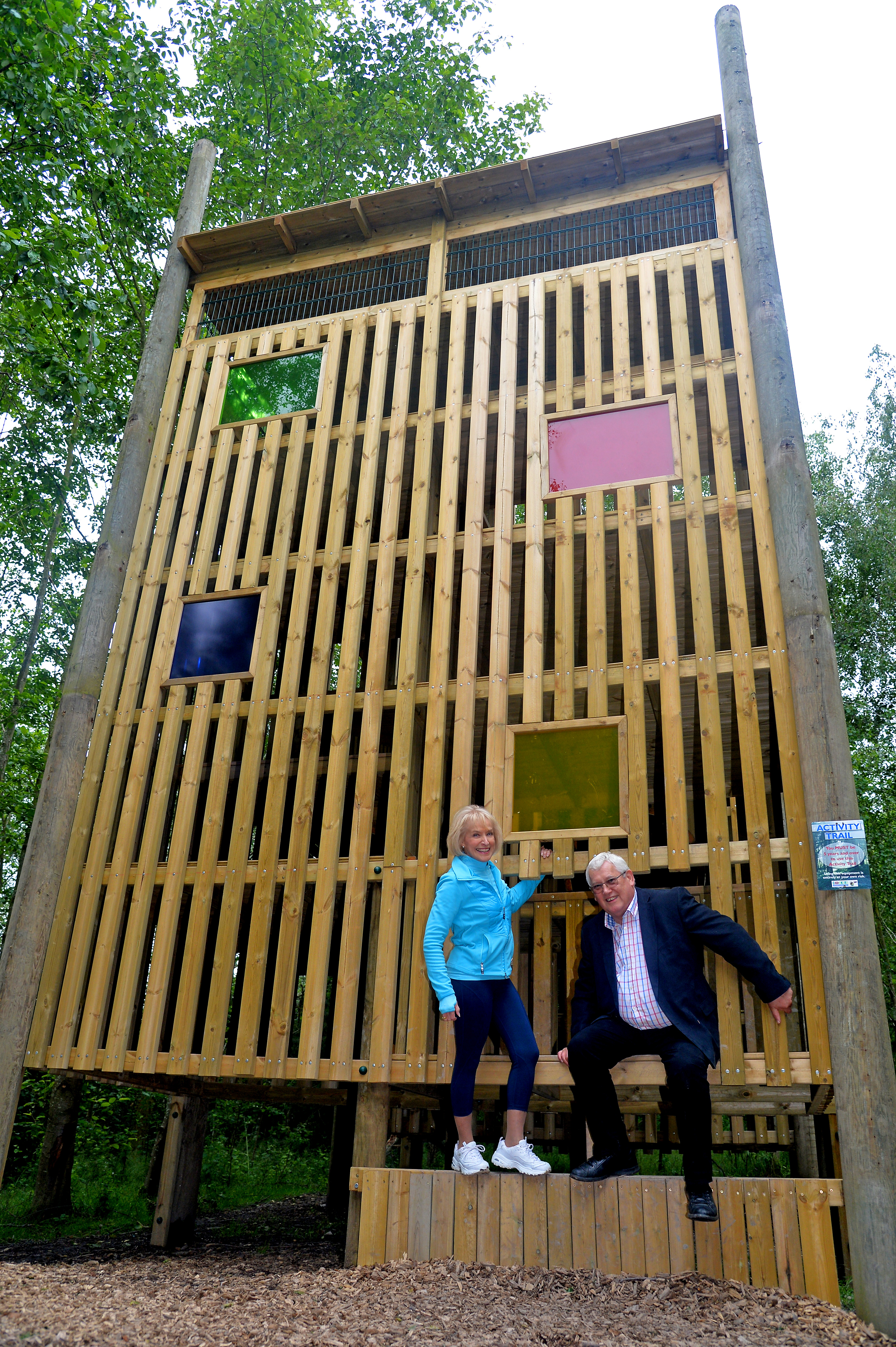 Conkers Unveils New Activity Trail