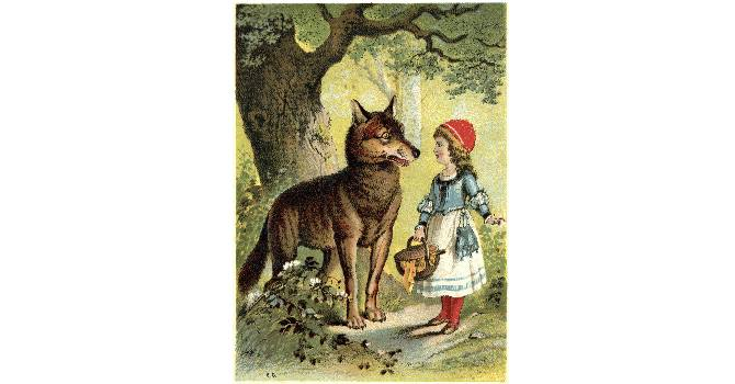 Little Red Riding Hood 27th to 30th Dec