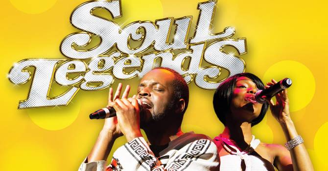 Soul Legends – Saturday 20th May 2017