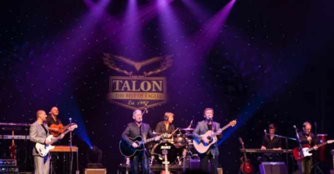 Talon Best of the Eagles Sat 12th Aug 2017