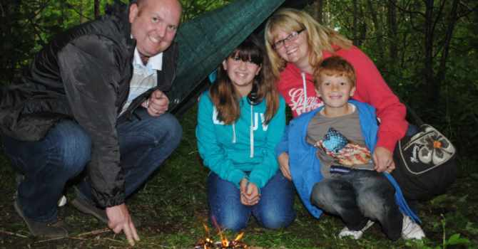 Bush craft Weekend – 25th and 26th March