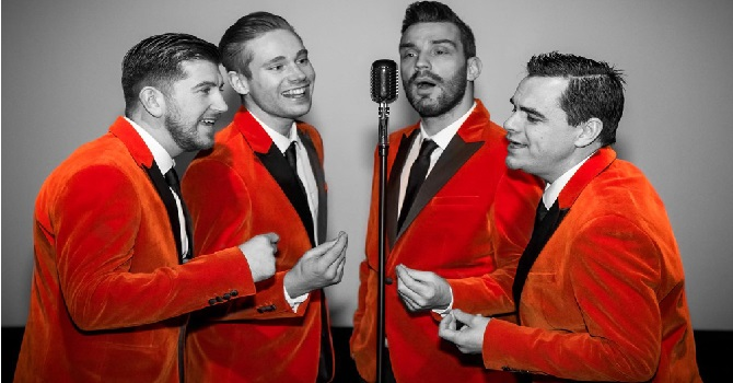 Jersey Boys Tribute, Saturday 22nd August