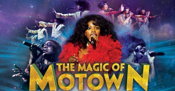 The Magic of Motown 14th July