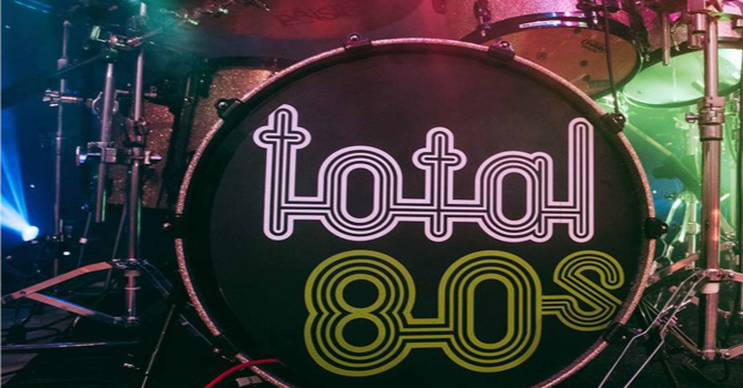 Total 80's, Saturday 22nd Sept