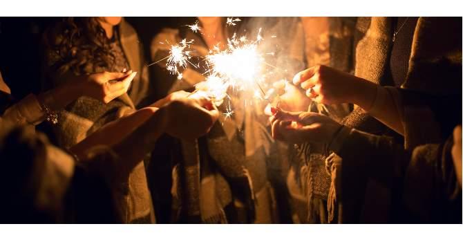 Two Night of Fireworks Nights 3rd + 4th Nov