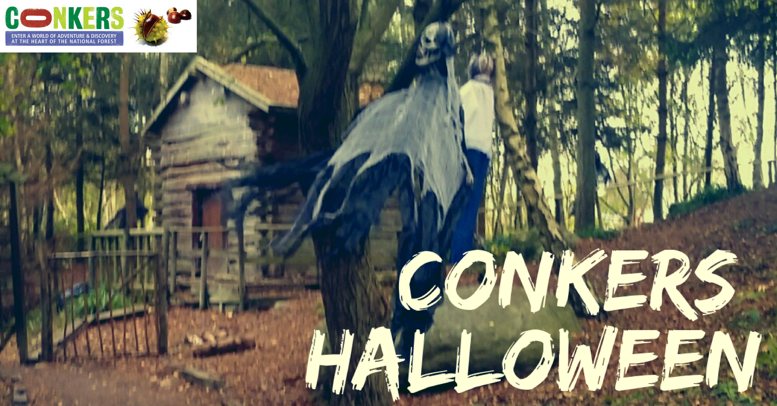 October Half Term Fun Here At CONKERS