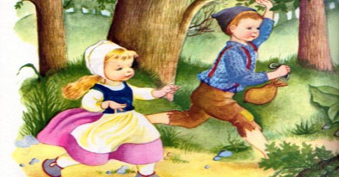 Hansel & Gretel Kids Pantomime