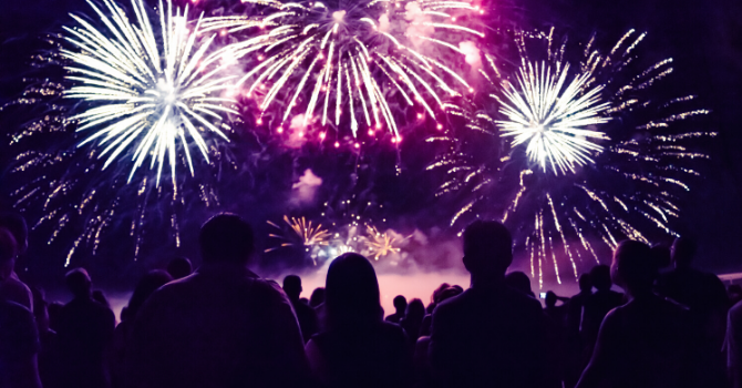 Two Nights of Fireworks Nights 7th + 8th Nov