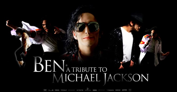Michael Jackson Tribute - Ben - Saturday 15th